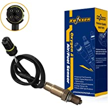 Kwiksen 2pcs Downstream Left and Right Oxygen Sensor 2 Replacement for Murano 3.5L 2003-2007// Maxima V6 3.5L 2007-2008// Quest 3.5L 4 Speed 2004 15525 234-4301