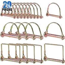 5//8 x 5-3//4 Hard-to-Find Fastener 014973175665 Grade 5 Hitch Pins Piece-1