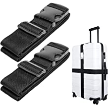 Dog Bones GLORY ART 1 PC Add a Bag Luggage Strap Straps Accessories for Travel//Trip Adjustable Suitcase Belt with TSA Approved