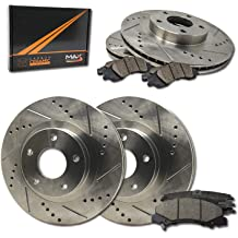 Autospecialty KOE6298 Daily Driver 1-Click OE Replacement Front//Rear Brake Kit Power Stop