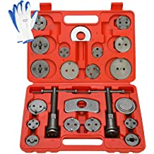 REAR Performance Grade Semi-Loaded Powder Coated Red Caliper Assembly Set Kit CCK01289 FRONT 4