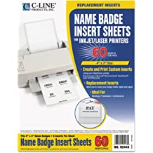 """2.31/"""" x 4/"""",1PK Blank Hello My Name Is Stickers ID Labels Identification Badges"""