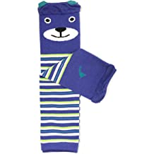 Wrapables Girls Animals and Fun Colorful Baby Leg Warmers
