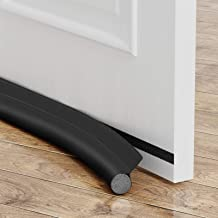 FILTERWOW Door Snake Draft Stopper Window and Door Gap Blocker for Bottom Door Seal /& Window Sills for Year Round Use Energy Savings