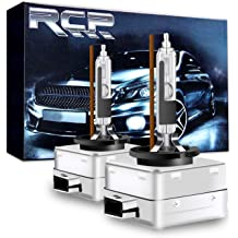 A Pair D2S// D2R 4300K Xenon HID Replacement Bulb Factory White Warm White Metal Stents Base 12V Car Headlight Lamps Head Lights 35W RCP D2S4 -