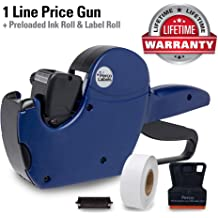 Spare Ink Roller Price Date Gun//Labeller Bundle 9000 Use by Date Labels