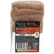 Aluminum Wool Roll by Rogue River Tools Coarse Grade 1lb