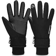Autumn Breathe Freely Cycling Sun-proof Anti-Slip Fingerless for Men Women Sport Gloves Gnzoe Gloves