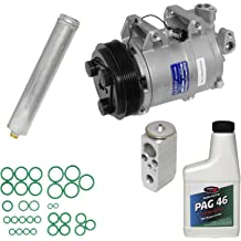 Universal Air Conditioner KT4154 New Compressor With Kit