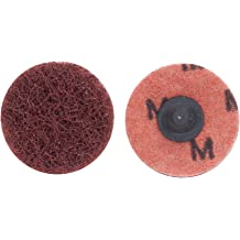 "Merit Abrasives 64003 3/"" Sanding PowerLock Disc 30000 RPM 1-1//2/"" Medium Type I"