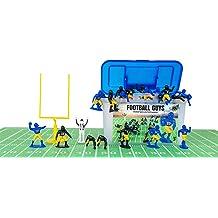 Kaskey Kids Football Guys Navy//Light Blue Inspires Kids Imaginations with