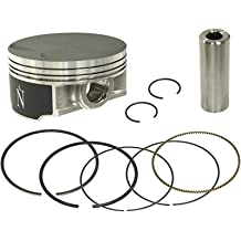 Piston Ring Set 70.95mm 2000 Yamaha YFM250 Bear Tracker ATV