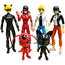 "Miraculous  Volpina 6/"" Action Figure Bandai New in box"