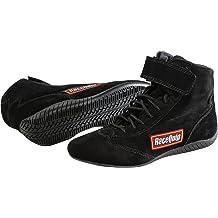 RaceQuip 30500115 Euro Carbon-L Series Size 11.5 Black SFI 3.3//5 Racing Shoes