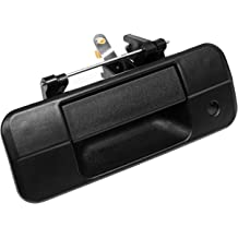 Black  Exterior Rear Tailgate Handle 69090-0C040  For 2007-2013 Toyota Tundra