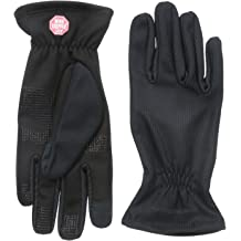Manzella Mens Tahoe Ultra TouchTip Glove /& Performance Headband Bundle