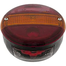 TYC 11-6833-00-1 16-16 Maxima Quarter T.L RH Tail Light