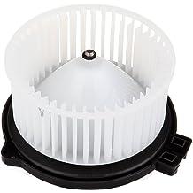 SCITOO ABS Plastic Heater Blower Motor w//Fan HVAC A//C Resistors Blowers Motors fit for 10 Buick Allure //10-16 Buick Lacrosse //11-17 Buick Regal //11-16 Chevrolet Cruze //13-15 Chevrolet Malibu Front