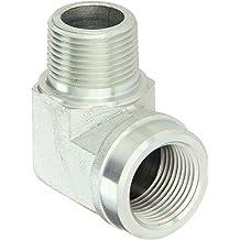 3//8 NPTF Thread 3//8 NPTF Thread Midland Metal Midland 28-060LF Lead Free Brass Pipe Coupling