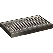 Flush Mount 5 X 16 X /¾ Drip Tray Beverage//Beer Dispenser Catcher Stainless Steel # 4 Brushed Finish
