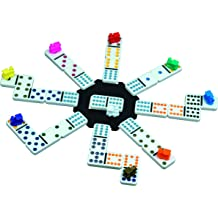 Set Of 10, Assorted Mexican Train Domino Train Markers