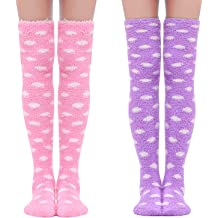 BLongTai Knee High Compression Socks Cute Pig for Women and Men Sport Crew Tube Socks