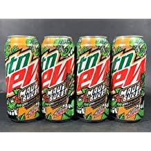 2018 2 X FULL 12 oz Can MTN MOUNTAIN DEW HOLIDAY MASH UP CRANBERRY POMEGRANATE