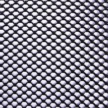 "White Painted Aluminum Perforated Sheet 0.040/"" x 24/"" x 36/"" 0.100/"" Hole"