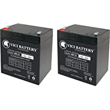 VICI Battery 12V 9Ah Replacement UPS Battery for APC Back-UPS ES BE725BB Brand Product