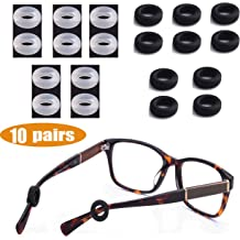 Eyeglass Retainer String TooCoo Spectacle Retainers 4Pack Anti-Slip Glasses Holder