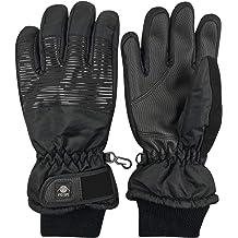 Warme Winterhandschuhe Winddicht und rutschfest Skihandschuhe f/ür Kinder Damen und Herren TRIWONDER Touchscreen Handschuhe