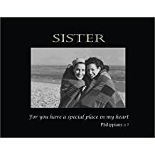 Black Havoc Gifts 3028-SB Cousins Engraved Photo Frame Small