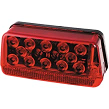 Roadside 8 Function #403025 Wesbar Tail Lights Submersible over 80 in Left