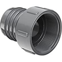 Schedule 40 Spears 461 Series PVC Pipe Fitting Adapter 2 NPT Male x 2 Spigot