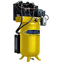 15 HP Air Compressor 2-Stage Industrial Plus Series Model EP15V120Y3 by EMAX Compressor Vertical 120-Gallon 3PH