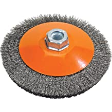 Round Hole Type 1 Grit C-24 Silicon Carbide 20mm STIHL Arbor 14 Diameter Pack of 10 14 Diameter 1//8 Thick Walter Surface Technologies 11D141 1//8 Thick Walter Portacut High Speed Cutoff Wheel