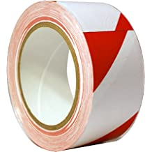 UltraTape 1165   ULTRA/_1165GW100-P2D Clean Room Approved Green//White Floor Marking Tape Hazard Striped Over Laminated Floor Marking Cleanroom Tape 1 Roll 1 In X 54 Ft