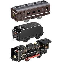 Tomica PlaRail Model Train S-60 EF66 Electric Locomotive