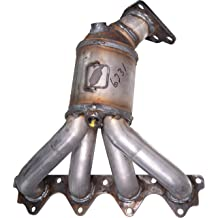 Replaces B08A2-CB000,208A2-CA025 APDTY 133909 Catalytic Converter Fits 2003-2007 Nissan Murano Bank-1 Front Right Firewall-Side Of 2003-2007 Nissan Murano
