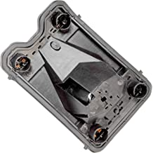 APDTY 707511 Air Intake Rubber Throttle Body Hose Fits 1998-2001 Kia Sephia Or 2000-2004 Kia Spectra Replaces 0K2A-51-3220, 0K2A513220