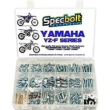 XC//XC-W #50 Specbolt Fasteners Full Body /& Plastics KTM Bolt Kit: SX 2008-2010 2007-2010